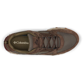 Columbia Ivo Trail Scarpe Uomo, peatmoss/rich wine